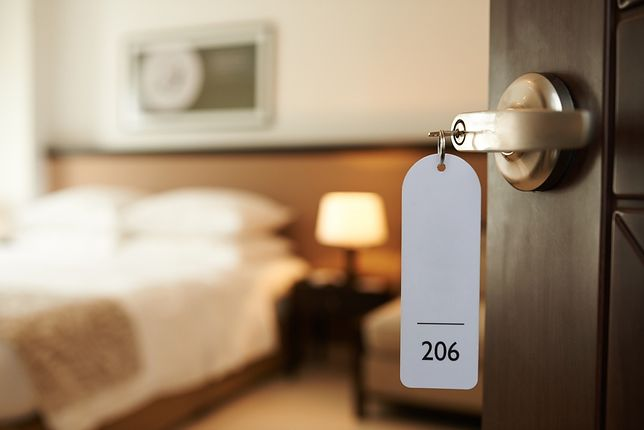 Hotele w Polsce zamknięte dla turystów