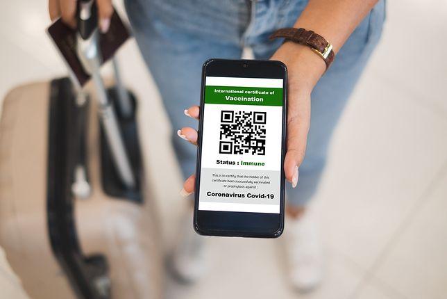 Od 1 czerwca certyfikat można pobrać z Internetowego Konta Pacjenta