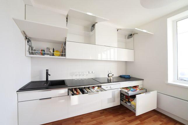 Przechowywanie W Małej Kuchni Sprawdzone Pomysły Wp Dom
