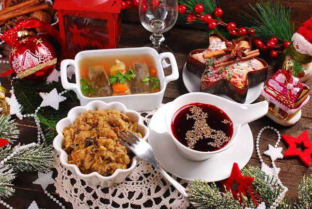 Potrawy na Boże Narodzenie
