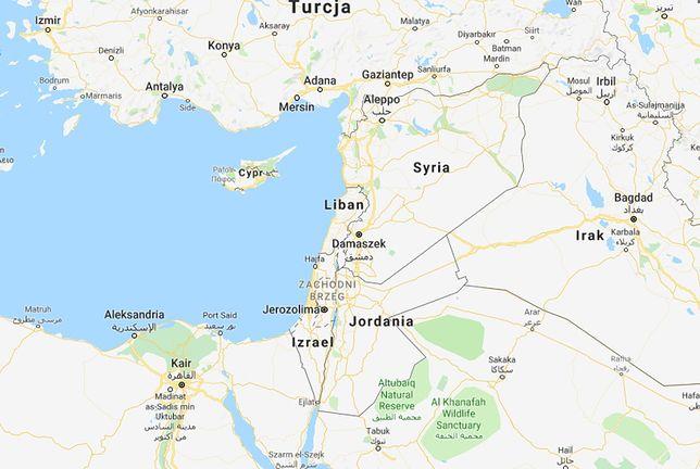 Eksplozja Na Polnocy Cypru Uderzyl Potezny Pocisk Rosyjskiej