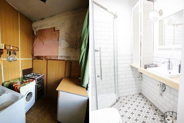 Jak Wykorzystać Ograniczenia Remont Małej łazienki W