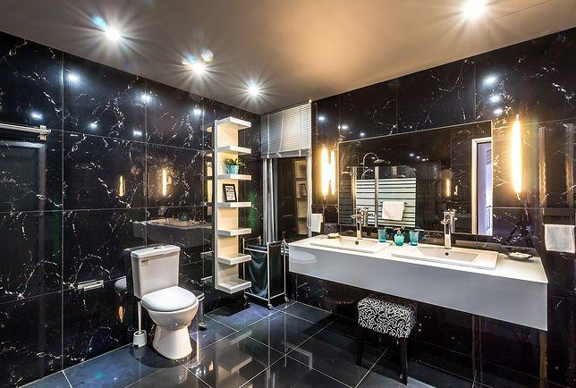 Oświetlenie łazienkowe Led Aranżacje Wp Kobieta