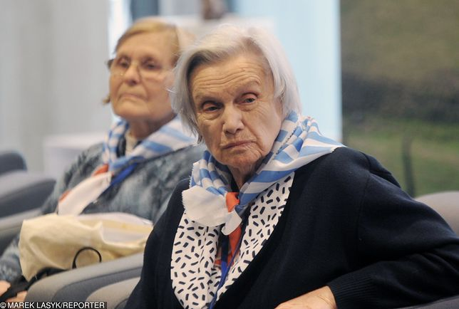 Wiem Jak Wygląda Piekło Alina Dąbrowska Wspomina Obóz W