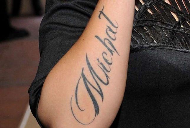 Tatuaż Z Imieniem Ukochanego Błąd Który Popełniają Nie