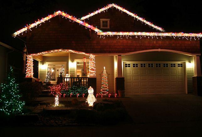 Bożonarodzeniowy Blask Czyli Jak Ozdobić Dach Na święta