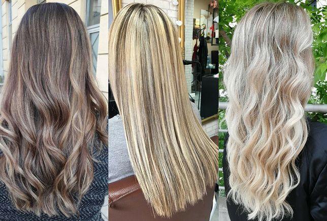 Balejaż Blond Poznaj Najważniejsze Trendy W Koloryzacji