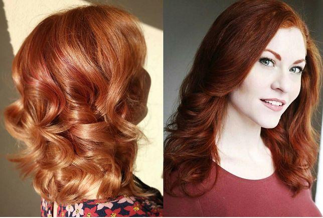 Modne Kolory Włosów Rude Włosy W Natarciu Wp Kobieta