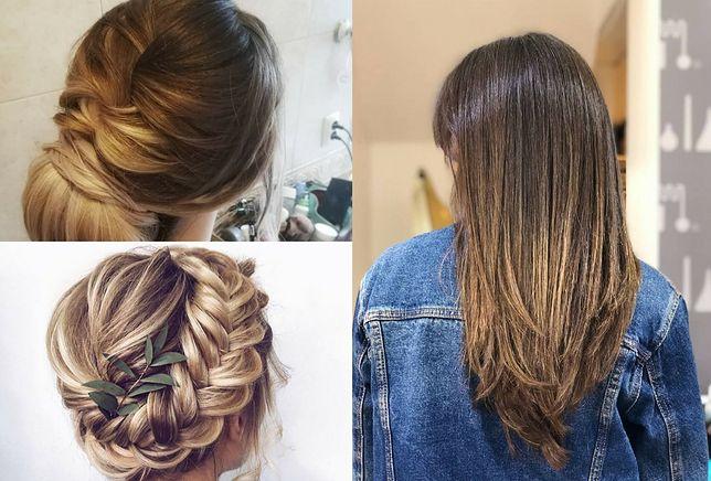 Długie Włosy Podpowiadamy Jakie Fryzury Wybrać Wp Kobieta