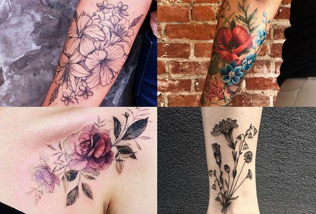 Modne Tatuaże Dla Pań Wp Kobieta