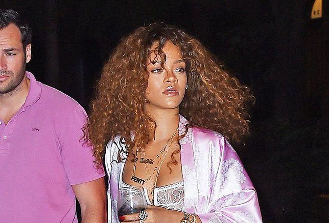 Rihanna się teraz spotyka japoński program randkowy