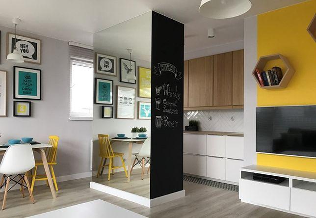 Lustro W Małym Mieszkaniu Powiększająca Mocy Przybywaj Wp Dom