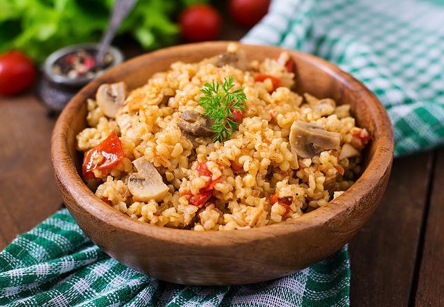 Kasza Bulgur Sprawdzone Przepisy Wp Kuchnia