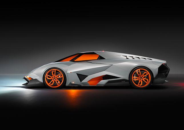 Lamborghini Egoista Concept Wp Moto
