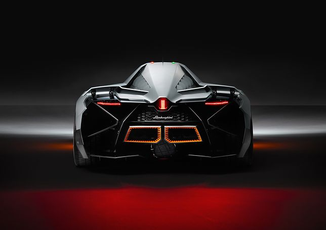 Dla Bogatych Egoistow Lamborghini Egoista Concept Wp Moto