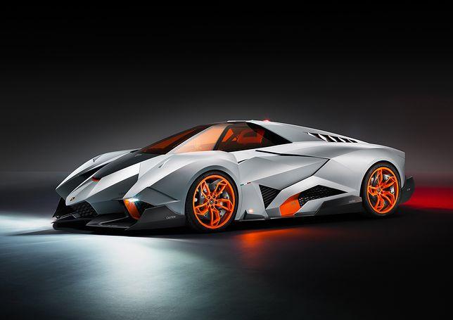 Lamborghini Egoista Najciekawsze Samochody 2013 Roku Wp Moto