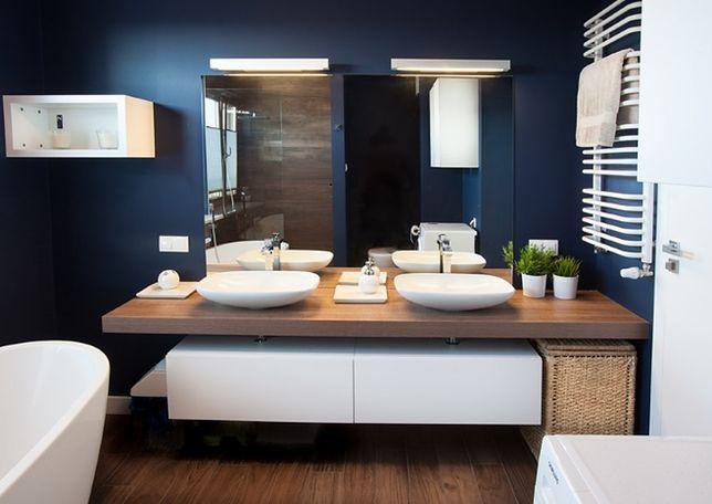 łazienka Poza Standardem Jeśli Nie Płytki Na ściany W