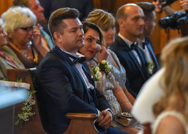 Zenon Z Ukochaną żoną Na ślubie Syna Taka Miłość Się Nie Zdarza
