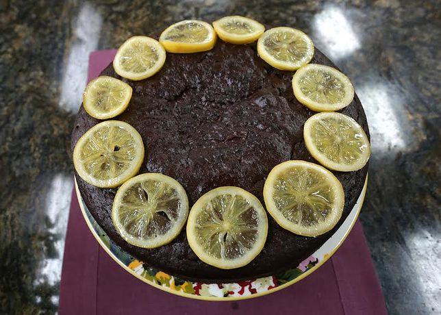 Ciasto Czekoladowo Majonezowe Słodkości Od Ewy Wachowicz