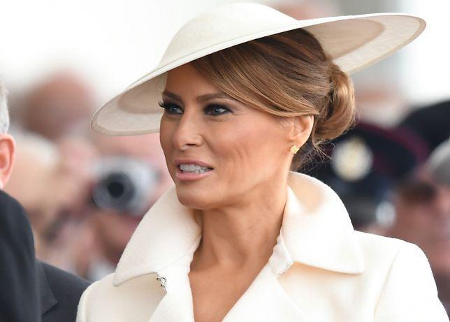 5b2e0613bcbc38 Melania Trump w świecie mody. Anna Wintour nie chciała nawet ...