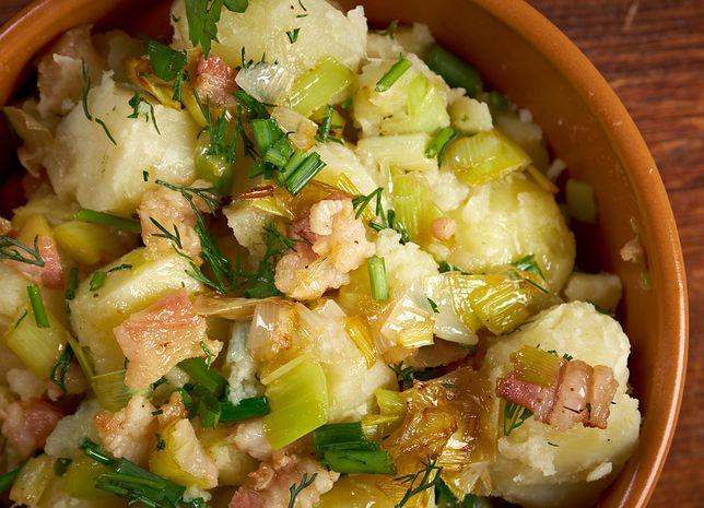 Niemiecka Salatka Ziemniaczana Wp Kuchnia