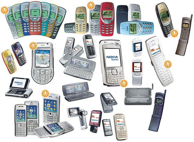 Niewiarygodnie Niezwyciężona Nokia - Wspomnień czar - oto najlepsze telefony CI21