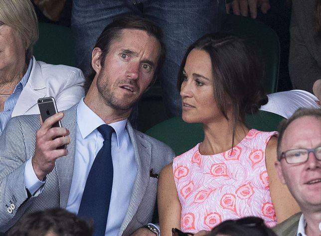 James Matthews randki Pippa Middleton z kim teraz spotykają się Jonas