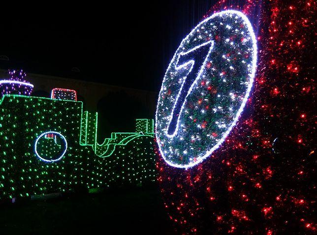 Królewski Ogród światła W Wilanowie Nasze Zdjęcia Wawalove