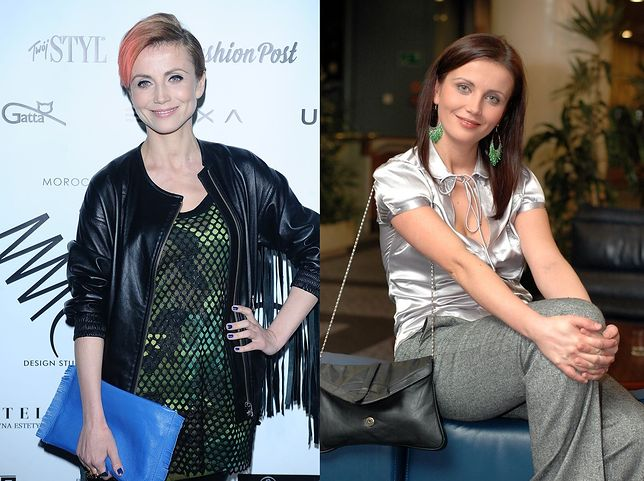 Katarzyna Zielińska Długie Czy Krótkie Które Fryzury Są