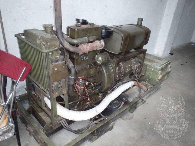Super Solidny agregat prądotwórczy - Agencja Mienia Wojskowego GR66