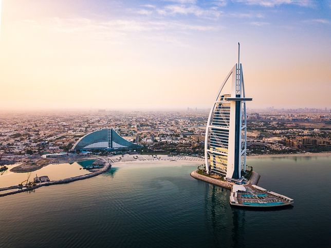 Wakacje 2021 w Dubaju - jakie są zasady wjazdu?