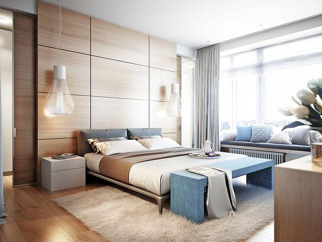 Jakie łóżko Do Sypialni Drewniane Czy Tapicerowane Wp