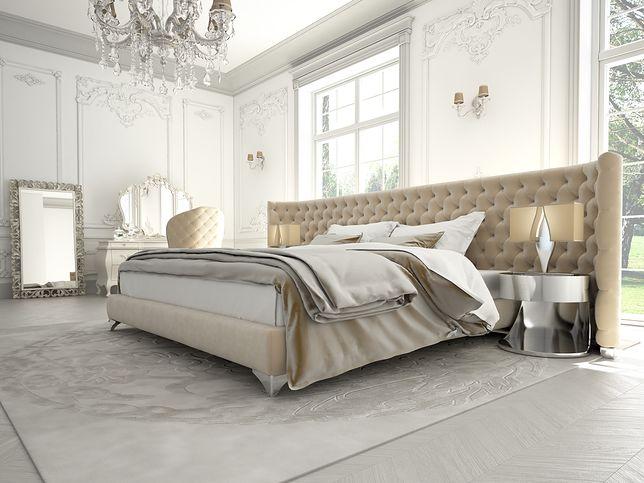 Sypialnia W Stylu Glamour Wp Kobieta