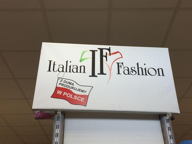 ogromny zapas sklep internetowy oficjalna strona Italian Fashion