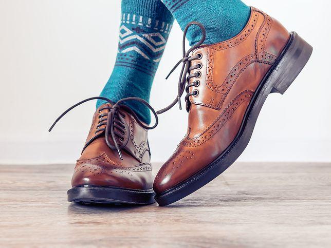 82453cd9fd2946 Eleganckie buty z naturalnej skóry. Do jeansów i garnituru - WP Facet