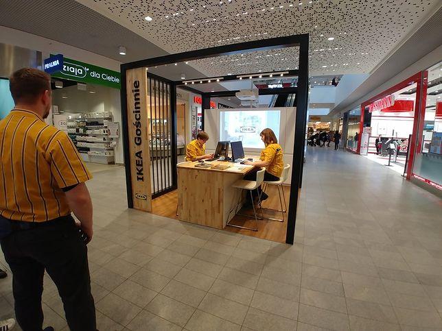Pierwsza Ikea W Galerii Handlowej Na Ten Pomysl Wpadli Sami
