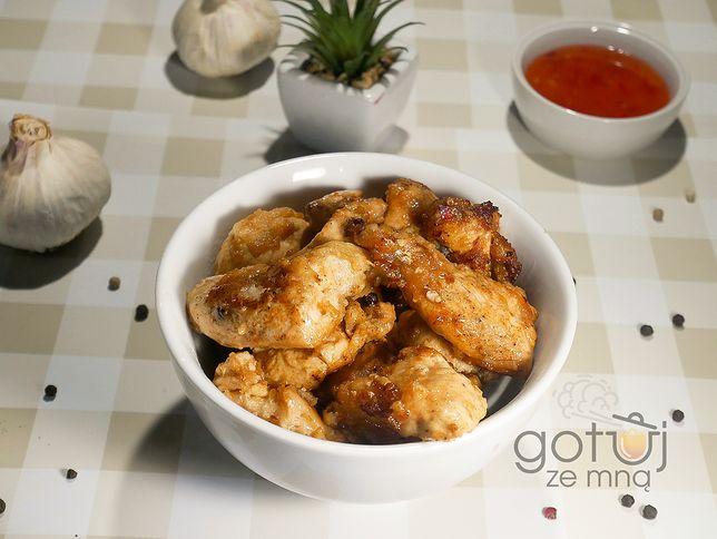 Czosnkowy Kurczak W Ciescie Szybki Obiad Przepis Wp Kuchnia