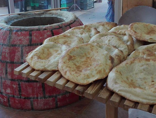 Chleb Z Ormiańsko Gruzińskim Przytupem Sekrety Lawaszu I