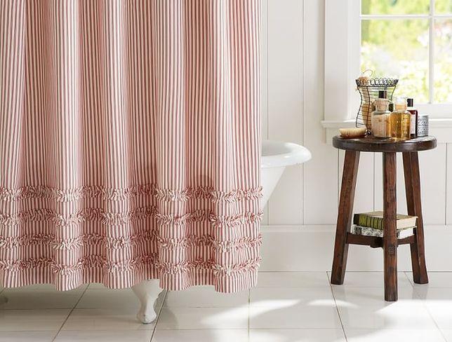 Zasłona Prysznicowa Praktyczna I Dekoracyjna Wp Dom
