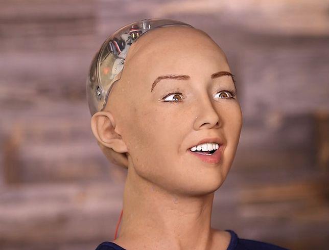 Powstał robot, który wygląda jak prawdziwy człowiek - WP Tech