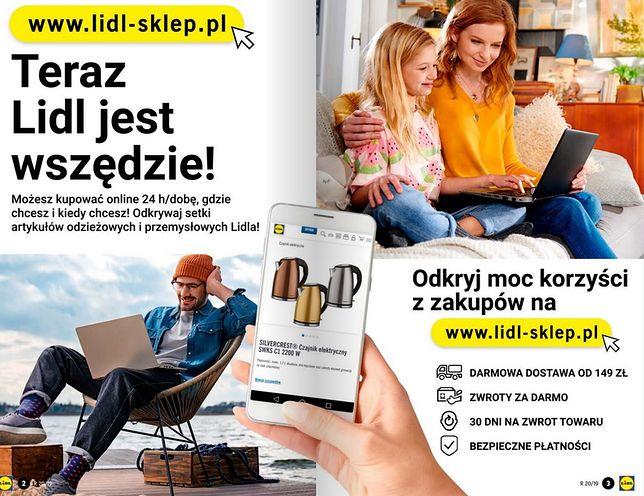 fa04176df9fad5 Lidl online – aktualna gazetka i promocje w sklepie internetowym ...
