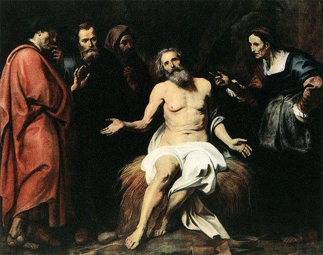 Cierpienia Hioba - Najbrutalniejsze, najbardziej przerażające i krwawe  momenty w Biblii - WP Książki
