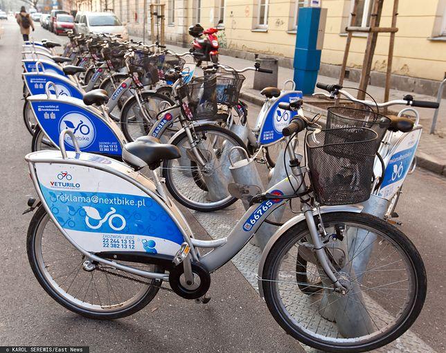 Rowery miejskie w czasach epidemii? Wyniki ankiety nie
