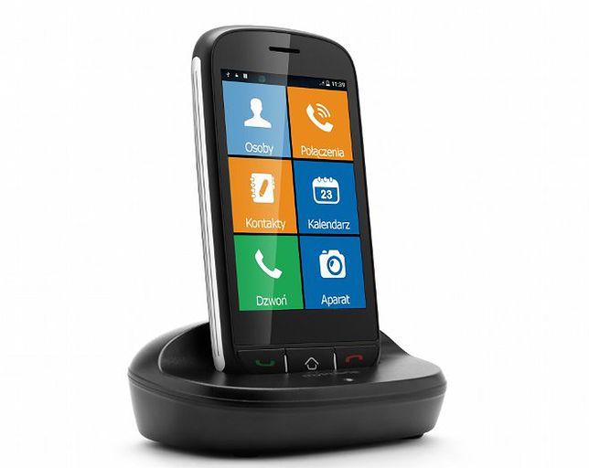 6a52e17247d3a9 myPhone HALO X - prosty telefon dla seniora i nie tylko - WP Tech