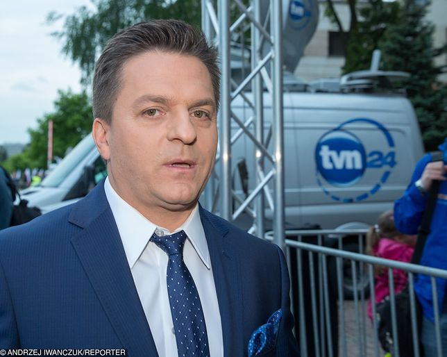 95c612bf8fa44 Bogdan Rymanowski odchodzi z TVN. Zastąpi go Konrad Piasecki - WP ...