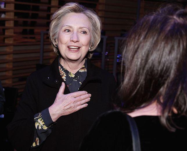 Clinton ma randki