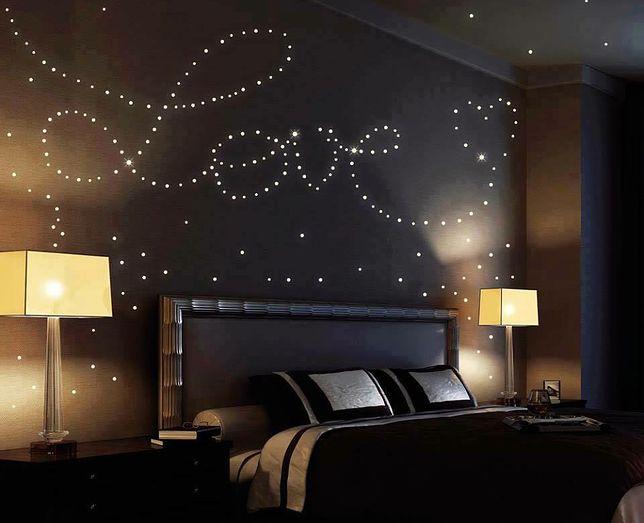 ściany świecące W Ciemnościach Spektakularne Efekty