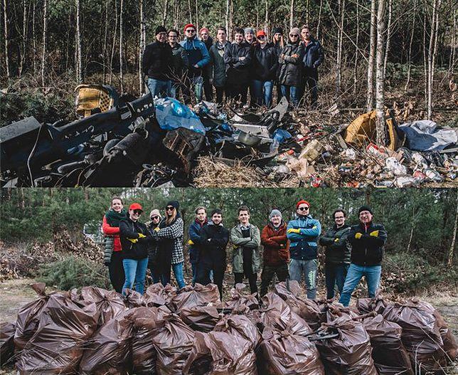 Trash Challenge Podjęliśmy Wyzwanie Wp Dołącza Do Akcji I