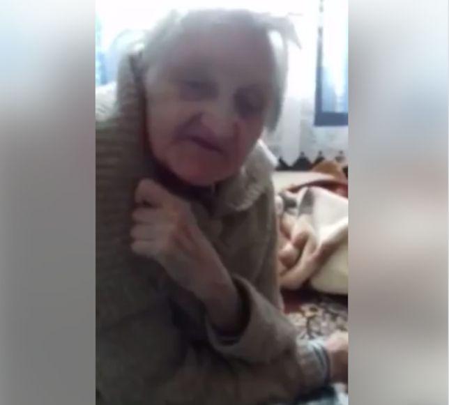 93 Letnia Poetka Pani Krysia Podbija Serca Internautów Wp