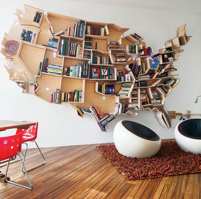 Półki Na Książki Dla Każdego Wybraliśmy Kilkanaście Modeli
